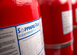 Fire Suppression System new